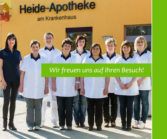 Team Heide-Apotheke Dippoldiswalde